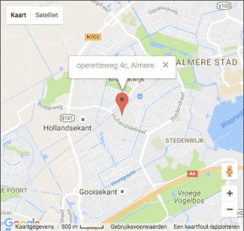 Locatie Medivisie Almere