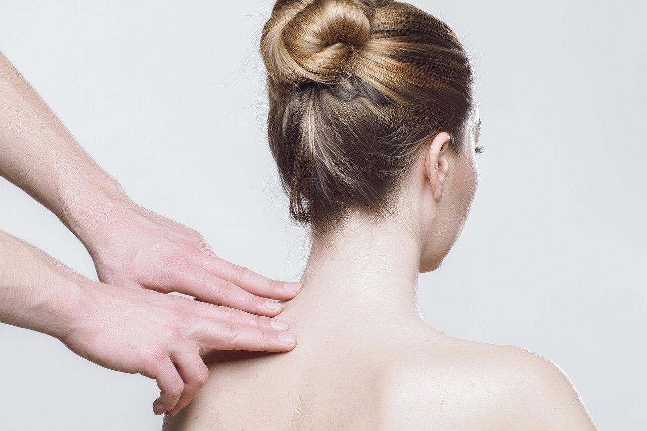 Fysiotherapie massage